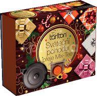 TARLTON Sváteční Pohoda Assortment Black Tea - Vánoční přebal 60x2g