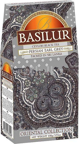 BASILUR Orient Persian Earl Grey papír 100g