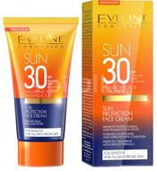 Eveline SunCare opalovací krém na obličej SPF 30 50ml