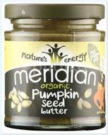 Meridian Bio dýňové máslo 170g