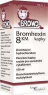Bromhexin 8 KM kapky 100ml 8 mg/ml