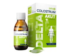 DELTA COLOSTRUM® AKUT Natural 100% Tekuté 125ml