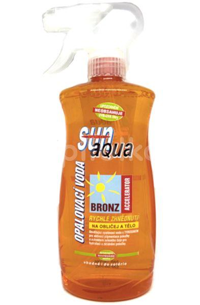 Vivaco Sun Aqua Opalovací a osvěžující voda 500ml