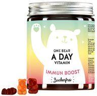 Bears With Benefits One Bear a Day Vitaminy pro podporu imunity bez cukru 90ks