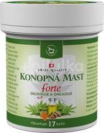 Herbamedicus Konopná mast FORTE 125ml