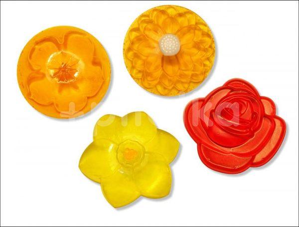DetiArt Výroba mýdel - Květiny
