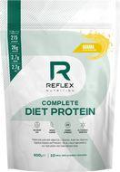 Reflex Nutrition Complete Diet Protein 600g banán