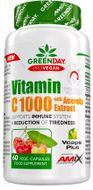 Amix ProVegan Vitamin C 1000 s extraktem z aceroly 60 kapslí