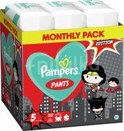 Pampers Pants Warner Bros Plenkové Kalhotky Velikost 5, 132 Kalhotek, 12kg-17kg