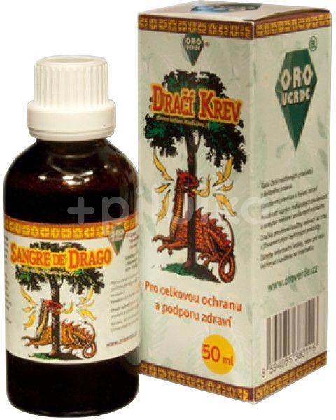 Oro Verde Dračí krev (Sangre de Drago) 50ml