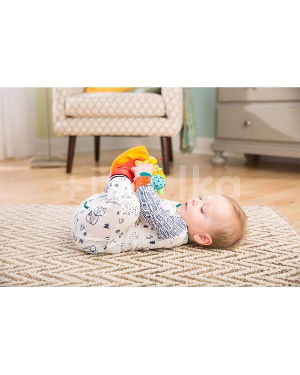Lamaze Chrastící ponožky a náramky 1ks
