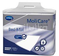 MoliCare Bed Mat Inkontinenční podložky 9 kapek 60x90cm 15ks