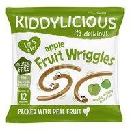 Kiddylicious Žížalky jablečné 12g
