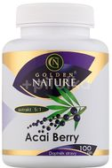 Golden Nature Acai berry 100 tablet