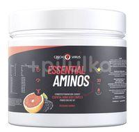 Czech Virus Essential Aminos červený pomeranč a lesní plody 360g