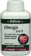 MedPharma Omega 3-6-9, 67 tobolek
