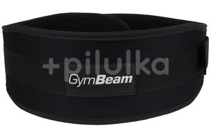 Fitness opasek Frank – GymBeam black – velikost XL