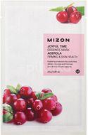 Mizon Joyful Time Acerola Plátýnková maska pro zpevnění pleti 23g