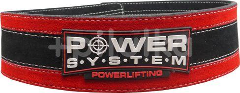 Power System opasek na posilování STRONGLIFT RED vel.L/XL