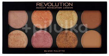 Revolution Golden Sugar 2 paletka tvářenek 13g