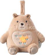 Tommee Tippee Noční světlo s hudbou Grofriend Bennie the Bear