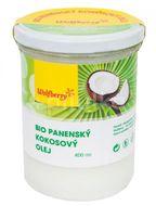 Wolfberry  Bio panenský kokosový olej 400ml