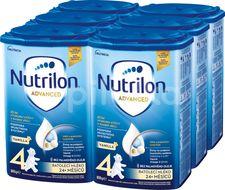 Nutrilon 4 Advanced Vanilla batolecí mléko 6x800g