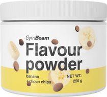 GymBeam Flavour powder banana with choco chips 250g