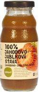 ZDRAVO Šťáva 100% jahodovo-jablková 200ml