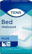 TENA Bed Plus 60x60cm Inkontinenční podložky 30ks