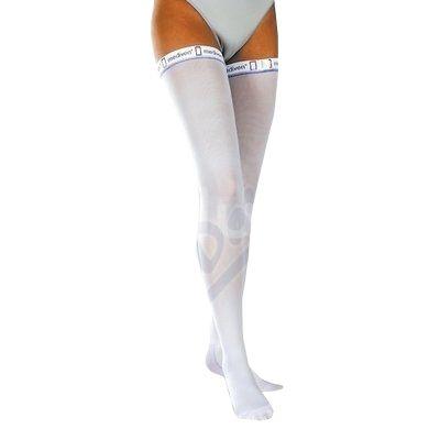 Mediven Thrombexin 18 stehenní punčochy bílé vel.L