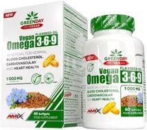 Amix ProVegan Omega 3-6-9, 60 softgels