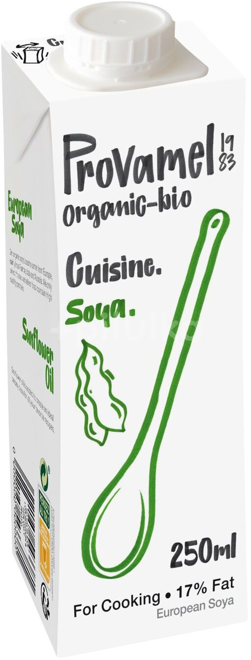 Provamel BIO sójová alternativa smetany na vaření 250ml