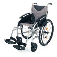 DMA 358-23 Odlehčený invalidní vozík šířka sedu 46 cm