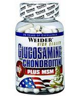 Glucosamine Chondroitin + MSM kloubní výživa 120 tablet
