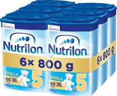 Nutrilon 5 Vanilka 6x800g