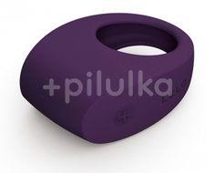 Lelo Vibrační erekční kroužek Tor 2 nachový