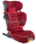 Chicco, Autosedačka Fold&Go i-Size, Red Passion