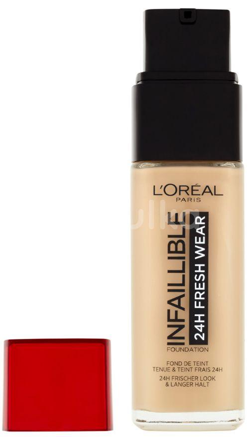 L´Oréal Paris Infaillible Fresh Wear dlouhotrvající tekutý make-up 140 Golden Beige 30ml