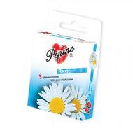 Pepino prezervativ - kondom Basic 3 ks