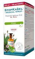 STOPKAŠEL Medical sirup Dr. Weiss 200+100ml NAVÍC