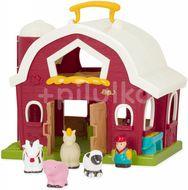 B-Toys Farma se zvířátky Big Red Barn