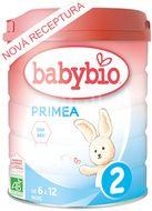 BABYBIO PRIMEA 2 kojenecké bio mléko 800g