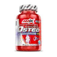 Amix Osteo Glucosamine 1000mg, 90 kapslí