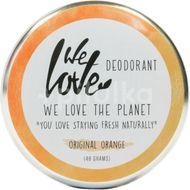 "We love the Planet Krémový deodorant ""Original Orange"" přírodní 48g"