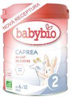 BABYBIO CAPREA 2 plnotučné kozí kojenecké bio mléko 800g