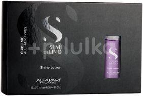 Alfaparf Milano Semi di Lino rozjasňující lotion pro všechny typy vlasů 12x13ml