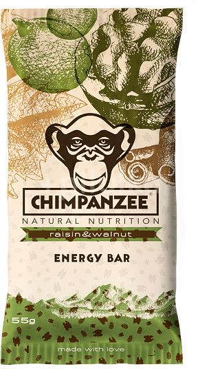 Chimpanzee Energy bar Rozinka/Vlašský ořech 55g