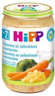 HIPP JUNIOR MENU BIO tagliatelle s brokolicí a smetanou 220g