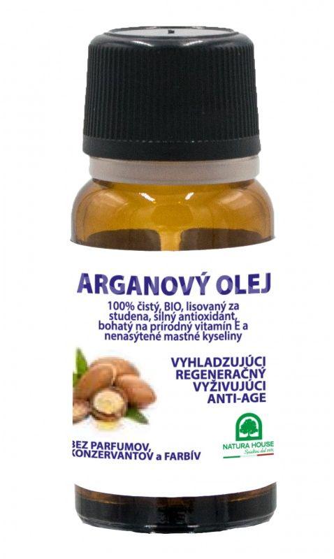Natura House Arganový olej 10ml